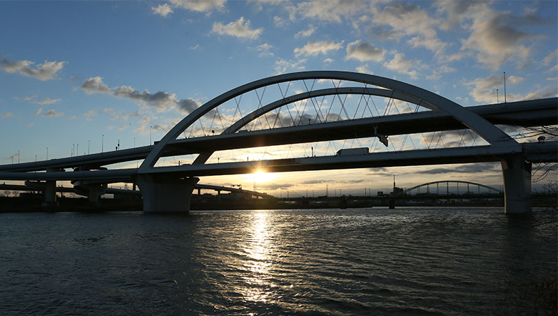 Image of Goshikizakura-Ohashi Bridge