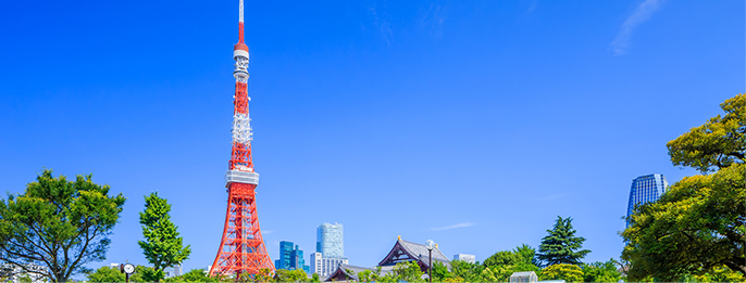 Image of Tokyo Tower